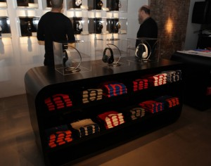 inside beats by dr dre store